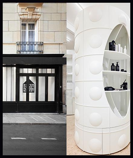 Comme des Garçons inaugure Dover Street Parfums Market à Paris