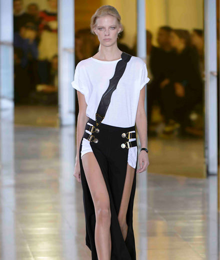 Anthony Vaccarello, Jacquemus and Each x Other have opened Paris Fashion Week
