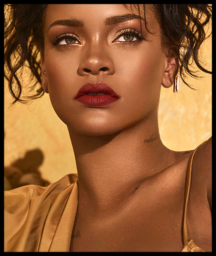 What does Rihanna have in store for us with Fenty Beauty?