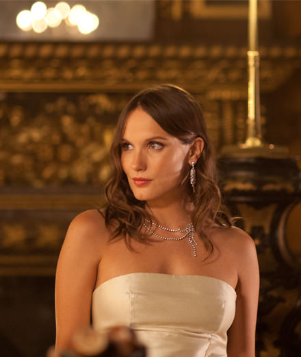 The Ritz's reopening: Zoe Cassavetes pays tribute to the palace with a short movie starring Ana Girardot
