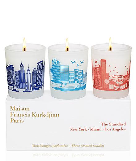 Collaboration of the week, The Standard X Maison Francis Kurkdjian