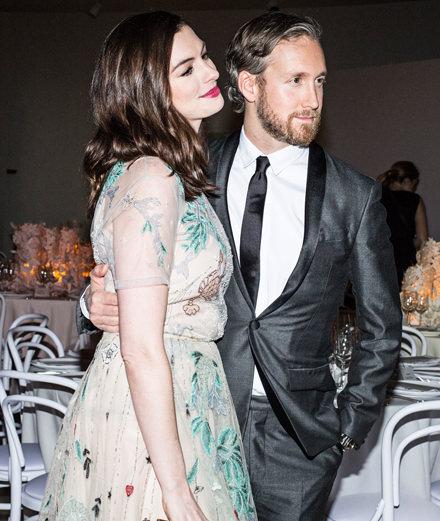 The Dior gala dinner at Guggenheim museum in New York
