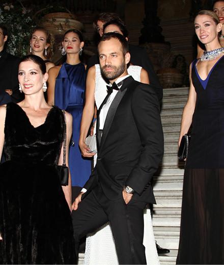 Le Gala d'ouverture de la saison 2015-2016 de l'Opéra de Paris