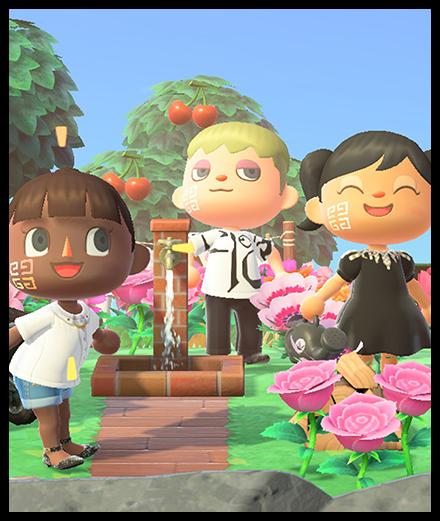 Avec quelle marque de luxe peut-on se maquiller sur Animal Crossing ?