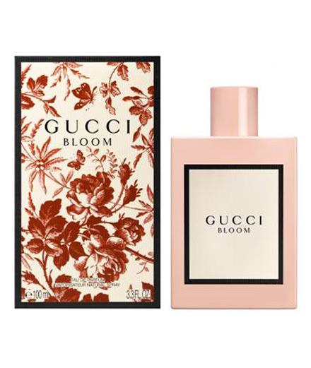 Gucci présente son premier parfum Gucci Bloom créé avec Alessandro Michele