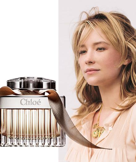 Haley Bennett, le nouveau visage du parfum Chloé