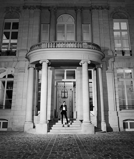 Hedi Slimane brings Yves Saint Laurent's couture spirit back to life