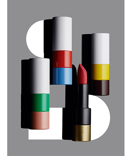 """""""Talisman"""", les nouveaux rouges à lèvres photographiés par Simone Cavadini"""