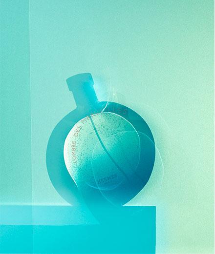 """""""Accords"""", les nouveaux parfums de l'été photographiés par Antoine Picard"""