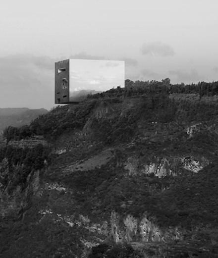 Portfolio : Jean Nouvel and Claude Parent's wildest projects exhibited at Galerie Azzedine Alaïa