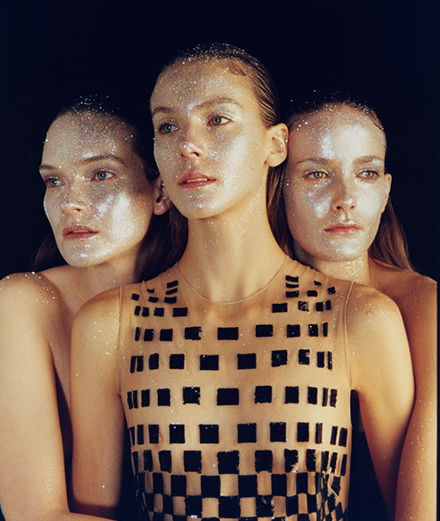 Illuminations by Michal Pudelka with Phillipa Hemphrey, Eliza Thomas and Lucy Evans