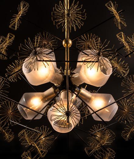 L'objet du jour : le luminaire de Paavo Tynell