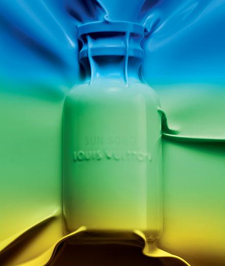 """Extrait de la série """"Sunset Boulevard"""", le dernier parfum Louis Vuitton photographiés par Stephen Lewis"""
