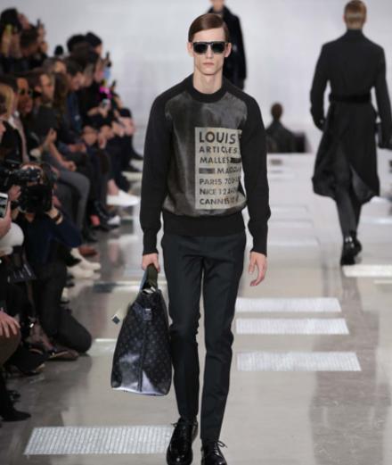 Le défilé homme Louis Vuitton automne-hiver 2016