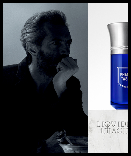 Gingembre + thé = l'équation magnétique du nouveau parfum de Liquides Imaginaires