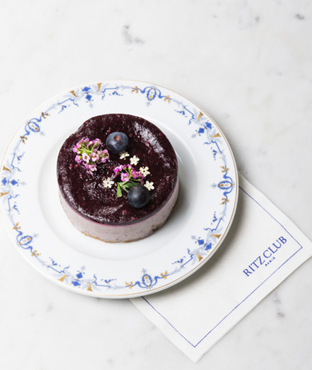 La cuisine vegan s'invite au Ritz Club Paris