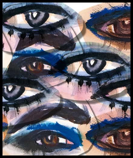 Le bleu aux yeux selon Tom Ford, Saint Laurent, Dior, M.A.C, etc.