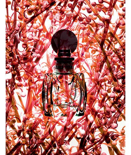 """""""Camouflages"""", extrait de la série de parfums photographiée par Guido Mocafico"""