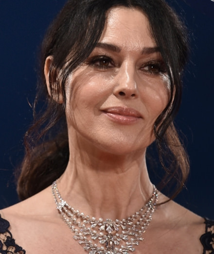 Monica Bellucci, mistress of ceremonies at the 2017 Cannes Film Festival