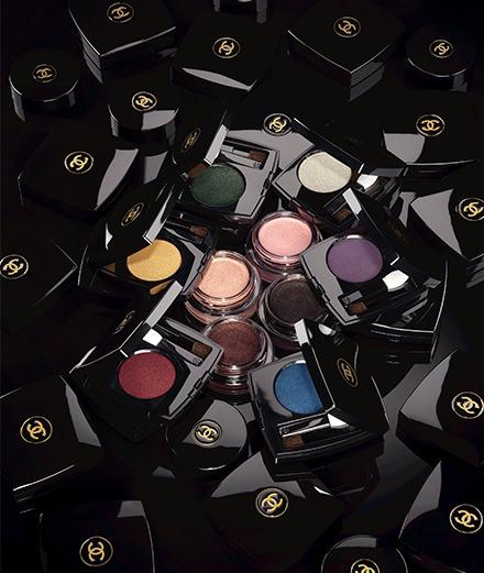Les monochromes de Chanel