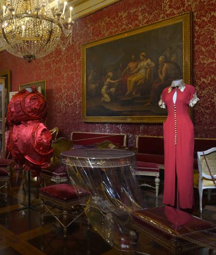 Olivier Saillard nous ouvre les portes du premier musée éphémère de la mode à Florence