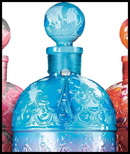 Guerlain met l'artiste JonOne au parfum