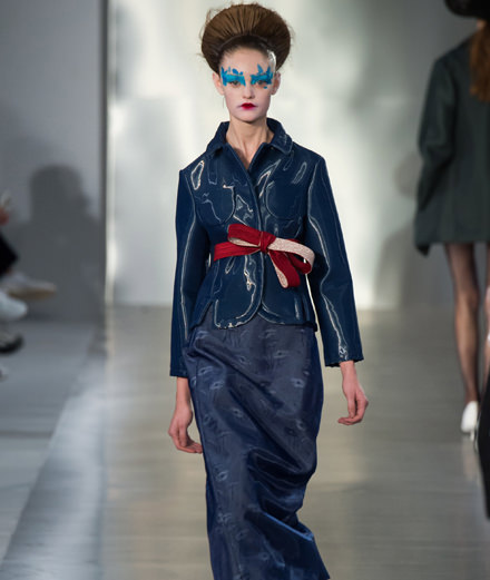 Redemption, Vionnet, Maison Margiela and Dries Van Noten's fashion show