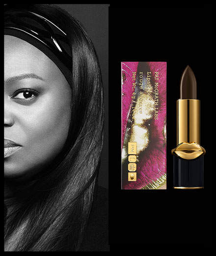 Débridée et décadente, la collection make-up de Pat McGrath
