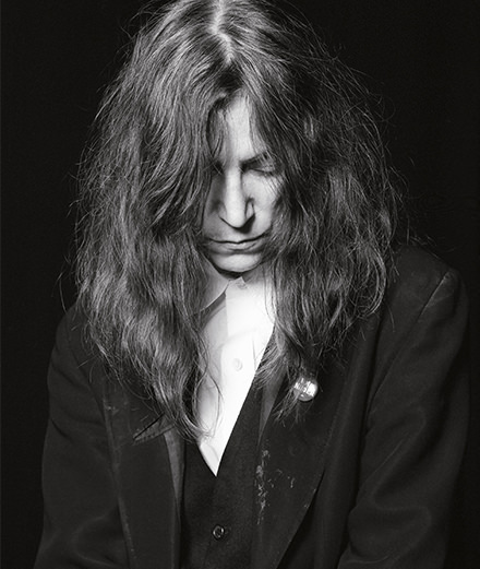Rencontre avec Patti Smith