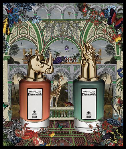 Le safari olfactif de Penhaligon's
