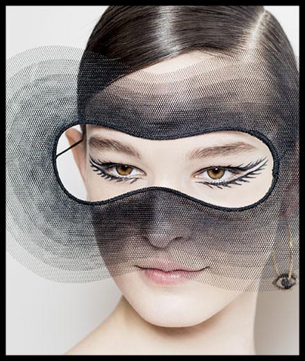 Backstage : les maquillages du défilé haute couture Dior printemps-été 2018