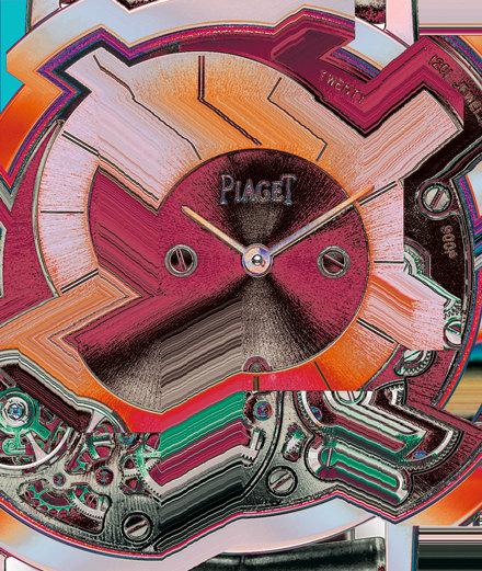 "La montre ""Altiplano"" Piaget"
