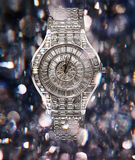 """""""Stellaires"""", les montres d'exception photographiées par Toby McFarlan Pond"""