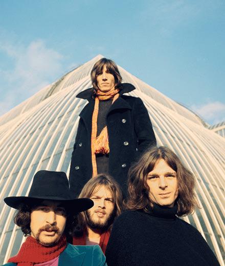 De quoi est fait le mythe Pink Floyd ?