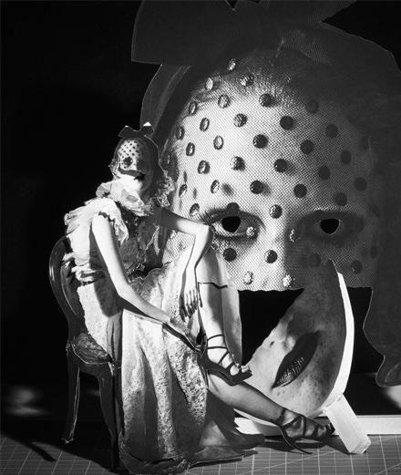 L'artiste Rachel Feinstein s'associe avec Victor Demarchelier