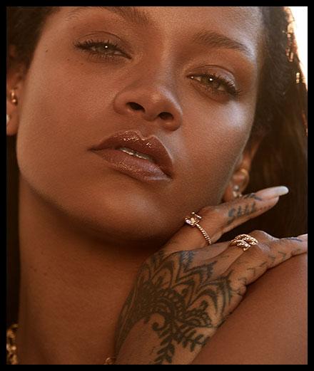 Quelle est la dernière création de Rihanna ?