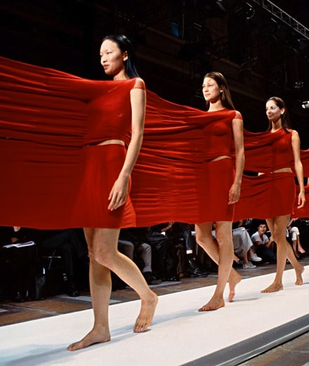 What are the greatest runway shows of the last 20 years?