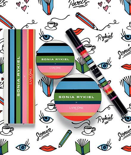 La collab Sonia Rykiel x Lancôme