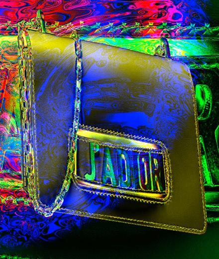 L'objet fétiche : le sac gold Dior