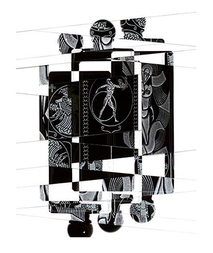 """""""Flashes"""", le parfum dans tous ses états photographié par Damien Blottière"""