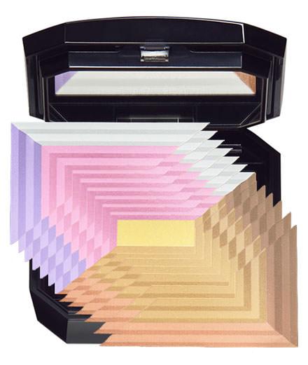 Coup de cœur de la semaine, la palette multicolore de Shiseido