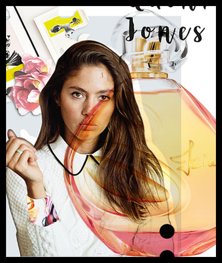 La collab Quentin Jones x Sisley