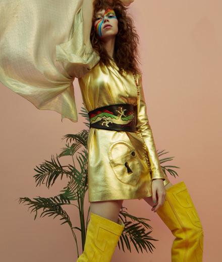 """""""Playful"""" : la Couture Printemps-Été 2017 vue par Sol Sanchez"""
