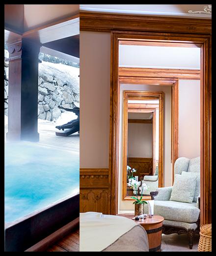 Au Spa La Mer des Airelles de Courchevel, un nouveau massage miraculeux
