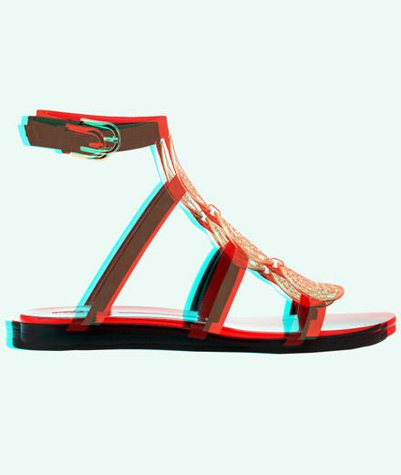 L'objet fétiche : les sandales Stella Luna