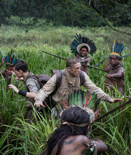 """The Lost City of Z"" : rencontre avec son réalisateur James Gray"