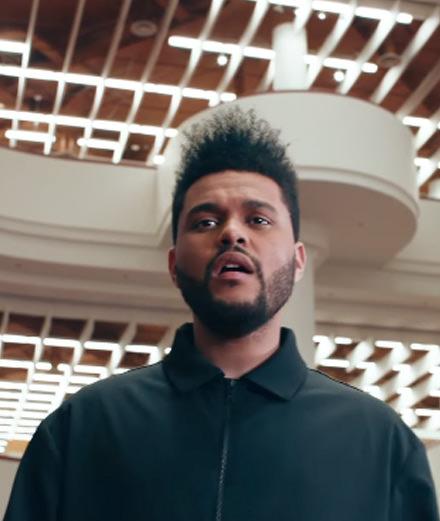 Le nouveau clip énigmatique de The Weeknd