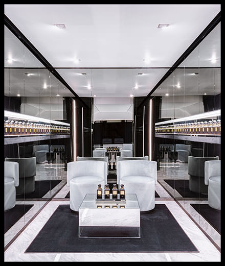 Tom Ford Beauty inaugure, à Londres, sa première boutique