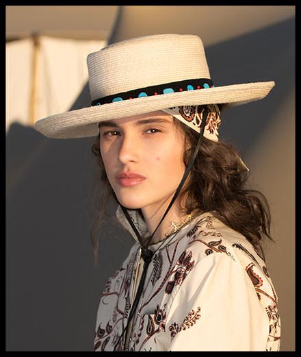 Croisière  Dior 2018, quand Peter Philips s'inspire de Georgia O'Keeffe