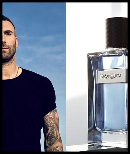 Adam Levine, chanteur de Maroon 5, nouvel égérie